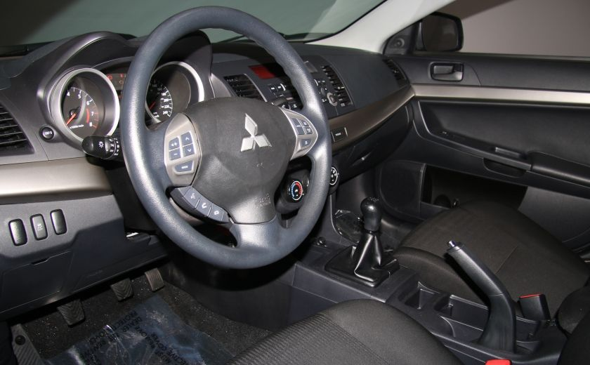 2012 Mitsubishi Lancer SE A/C GR ELECT MAGS BLUETHOOT #8