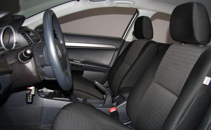 2012 Mitsubishi Lancer SE A/C GR ELECT MAGS BLUETHOOT #9