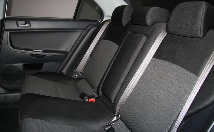 2012 Mitsubishi Lancer SE A/C GR ELECT MAGS BLUETHOOT #17