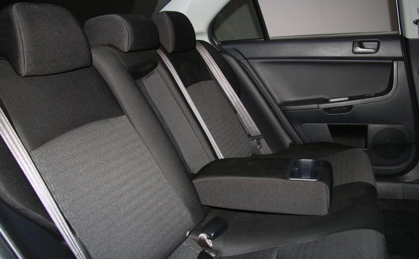 2012 Mitsubishi Lancer SE A/C GR ELECT MAGS BLUETHOOT #19