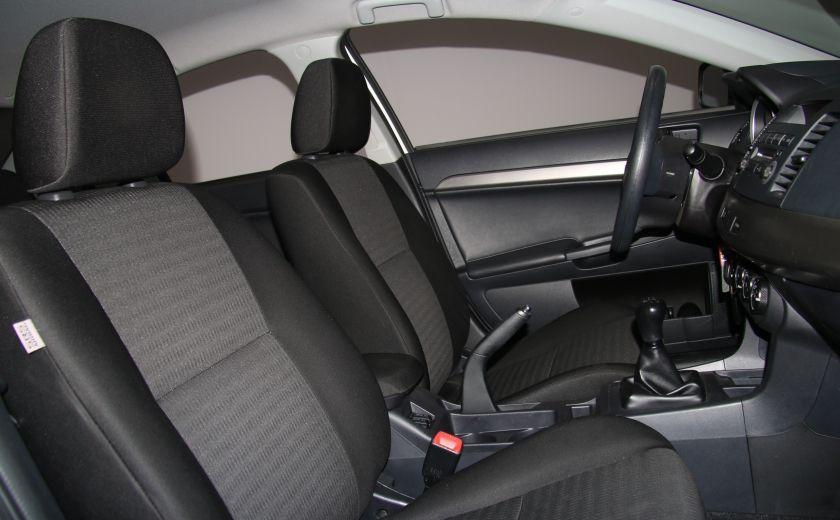 2012 Mitsubishi Lancer SE A/C GR ELECT MAGS BLUETHOOT #22
