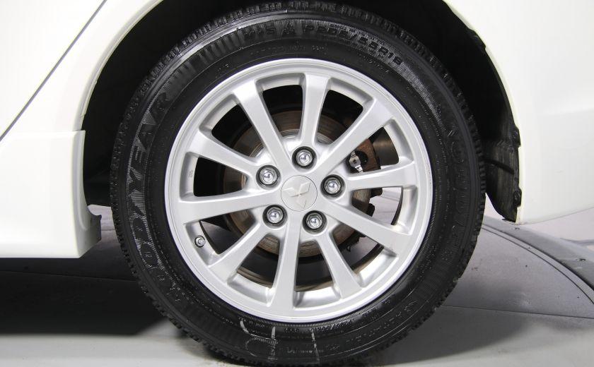 2012 Mitsubishi Lancer SE A/C GR ELECT MAGS BLUETHOOT #28