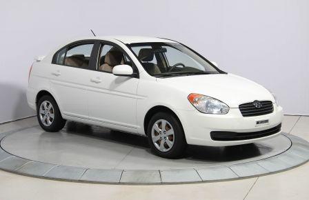 2010 Hyundai Accent GL A/C GR ELECT in Abitibi