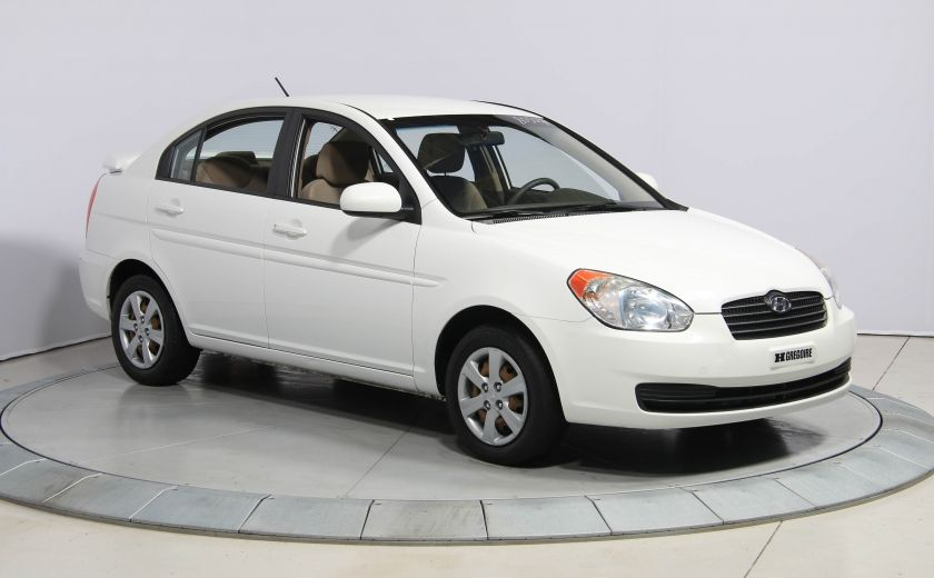 2010 Hyundai Accent GL A/C GR ELECT #0