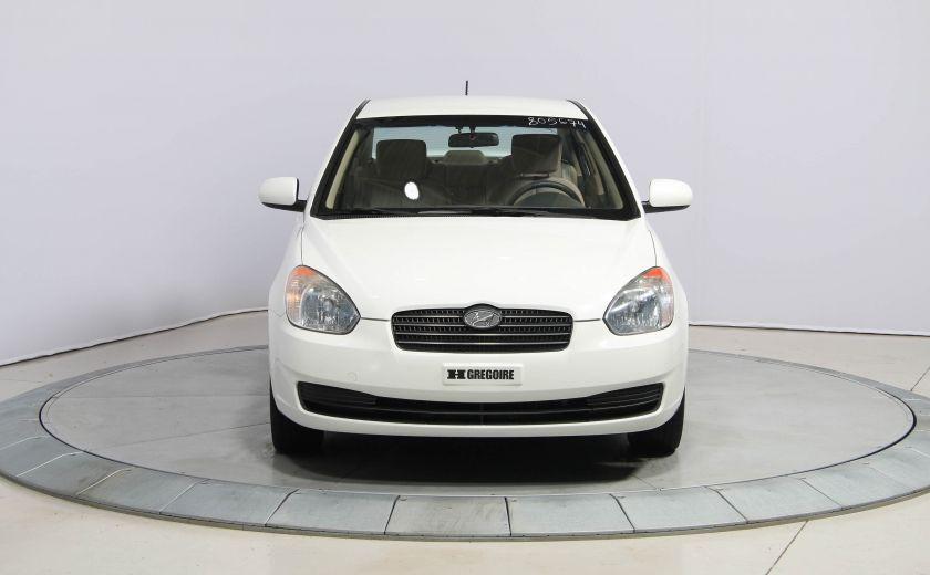 2010 Hyundai Accent GL A/C GR ELECT #1
