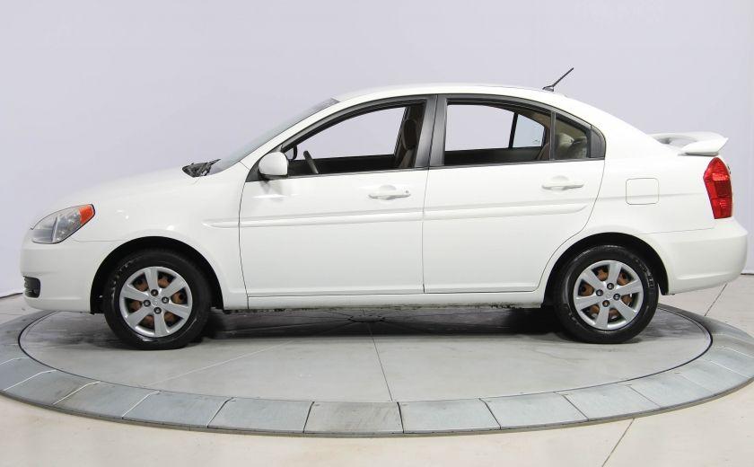 2010 Hyundai Accent GL A/C GR ELECT #3