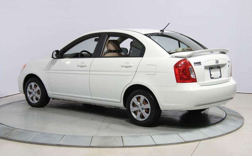 2010 Hyundai Accent GL A/C GR ELECT #4