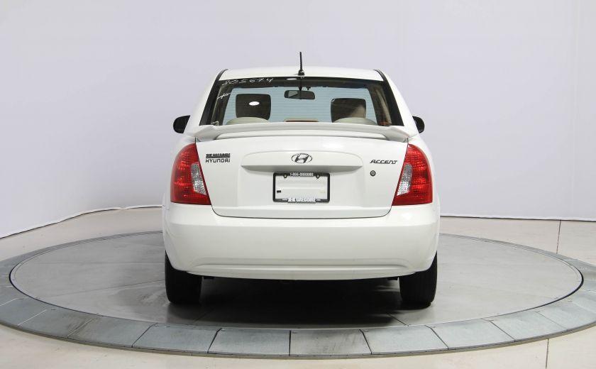 2010 Hyundai Accent GL A/C GR ELECT #5