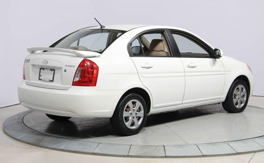 2010 Hyundai Accent GL A/C GR ELECT #6
