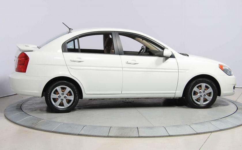 2010 Hyundai Accent GL A/C GR ELECT #7