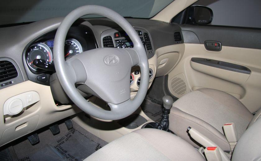 2010 Hyundai Accent GL A/C GR ELECT #8