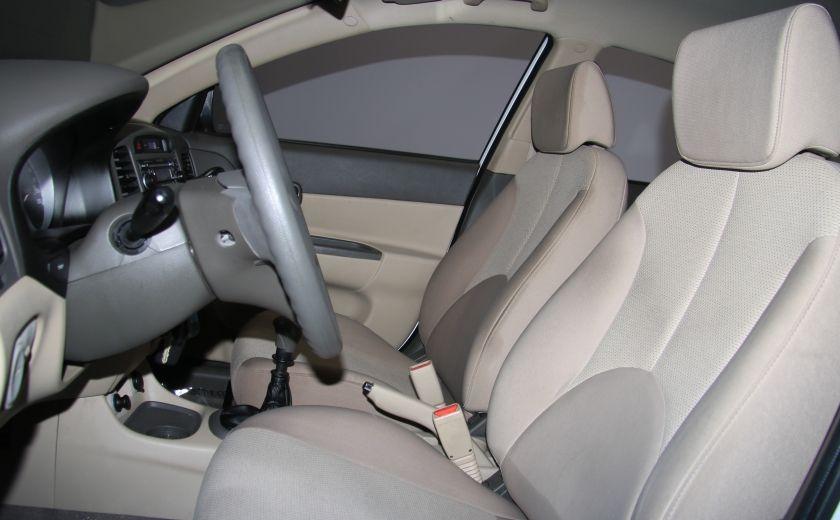 2010 Hyundai Accent GL A/C GR ELECT #9