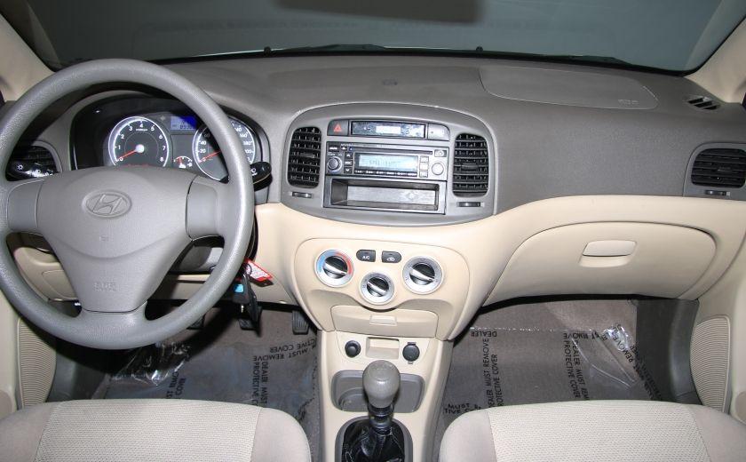 2010 Hyundai Accent GL A/C GR ELECT #11