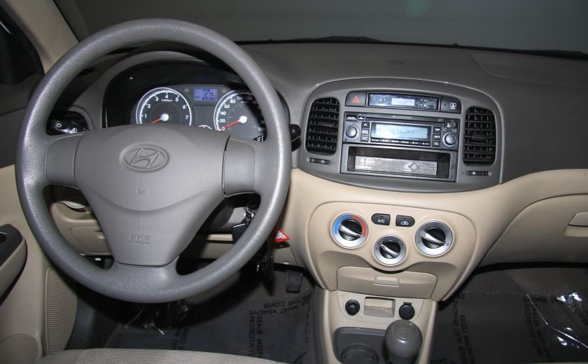 2010 Hyundai Accent GL A/C GR ELECT #12