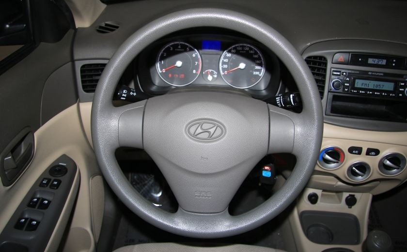 2010 Hyundai Accent GL A/C GR ELECT #13