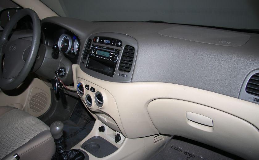 2010 Hyundai Accent GL A/C GR ELECT #19