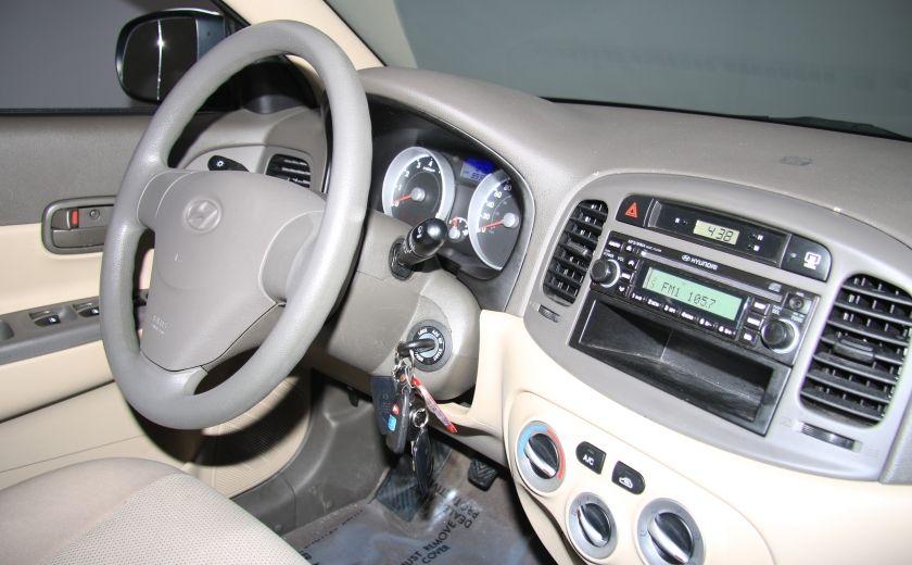 2010 Hyundai Accent GL A/C GR ELECT #20