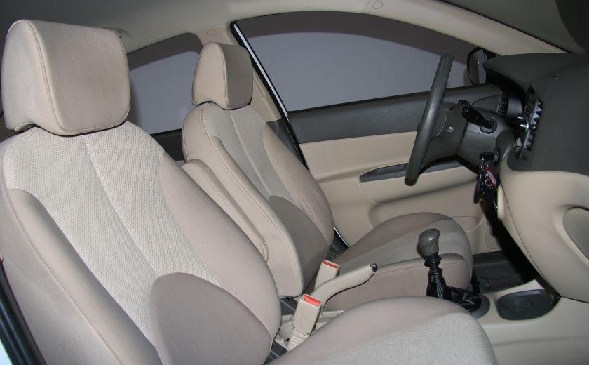 2010 Hyundai Accent GL A/C GR ELECT #21