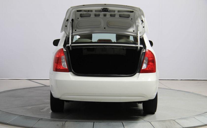 2010 Hyundai Accent GL A/C GR ELECT #24