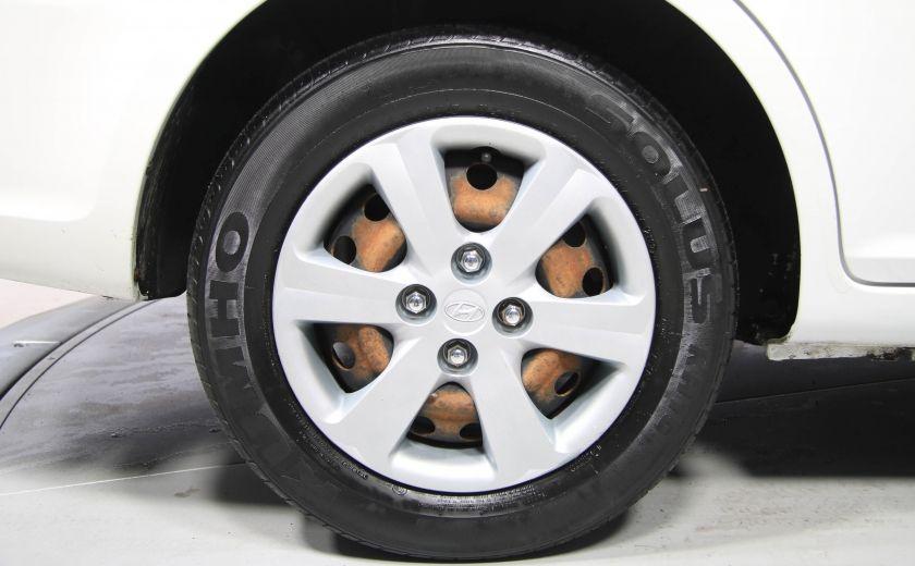 2010 Hyundai Accent GL A/C GR ELECT #27