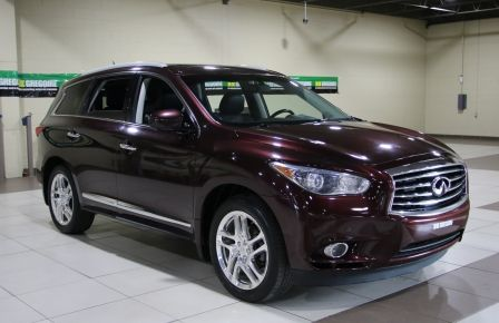 2013 Infiniti JX35 AWD CUIR TOIT NAVIGATION MAGS 20´´Chrome in Laval