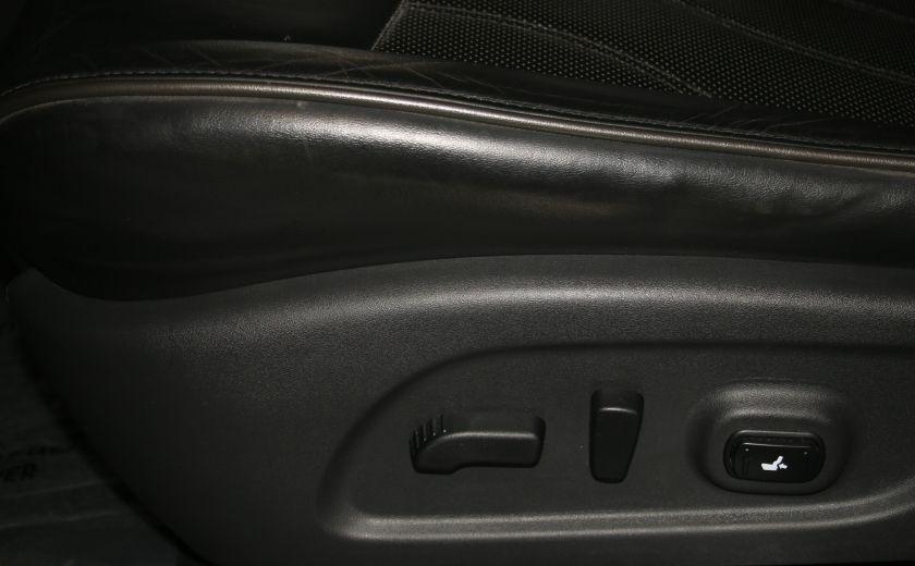2013 Infiniti JX35 AWD CUIR TOIT NAVIGATION MAGS 20´´Chrome #11