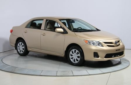 2013 Toyota Corolla CE AUTO A/C GR ELECT BLUETHOOT in Saguenay
