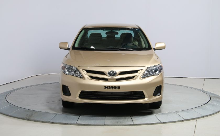 2013 Toyota Corolla CE AUTO A/C GR ELECT BLUETHOOT #1