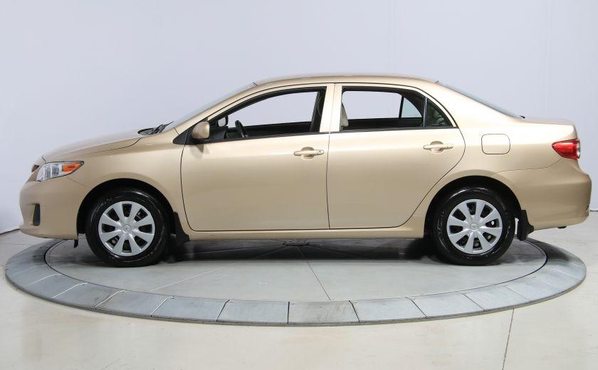 2013 Toyota Corolla CE AUTO A/C GR ELECT BLUETHOOT #3
