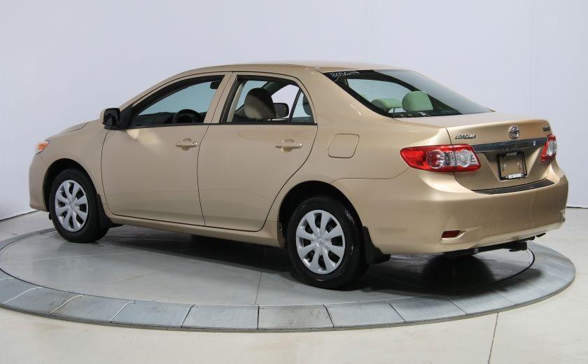 2013 Toyota Corolla CE AUTO A/C GR ELECT BLUETHOOT #4
