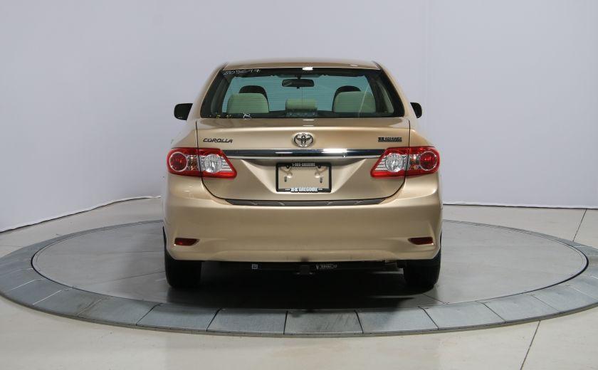 2013 Toyota Corolla CE AUTO A/C GR ELECT BLUETHOOT #5