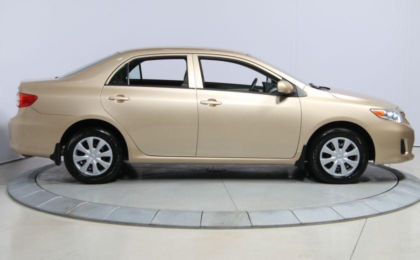 2013 Toyota Corolla CE AUTO A/C GR ELECT BLUETHOOT #7