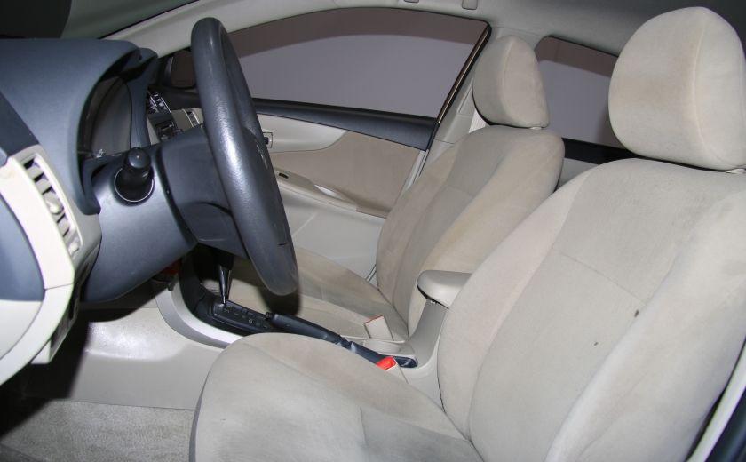 2013 Toyota Corolla CE AUTO A/C GR ELECT BLUETHOOT #9
