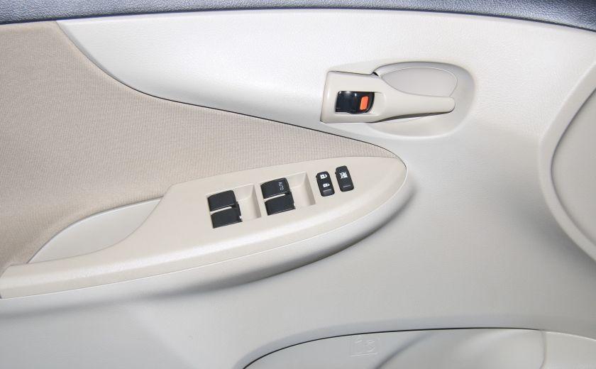2013 Toyota Corolla CE AUTO A/C GR ELECT BLUETHOOT #10