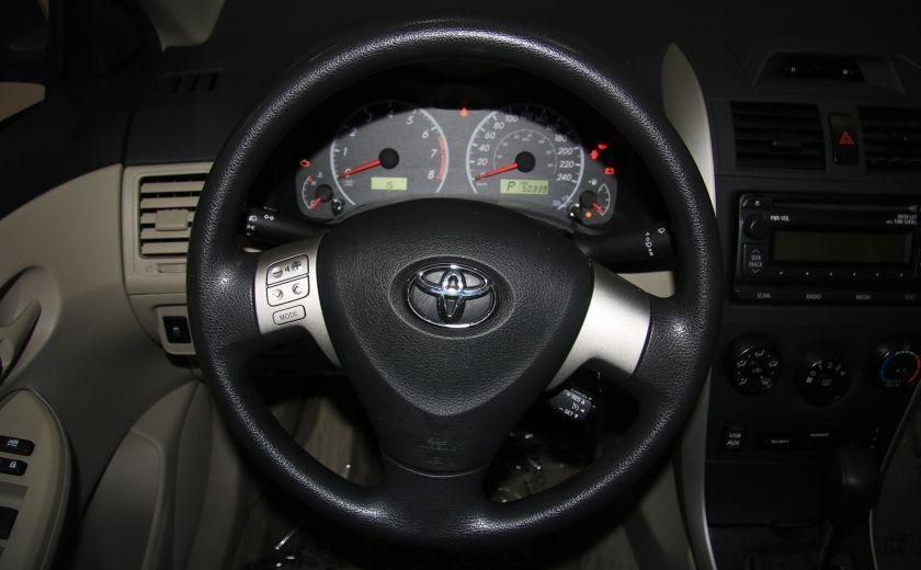 2013 Toyota Corolla CE AUTO A/C GR ELECT BLUETHOOT #13