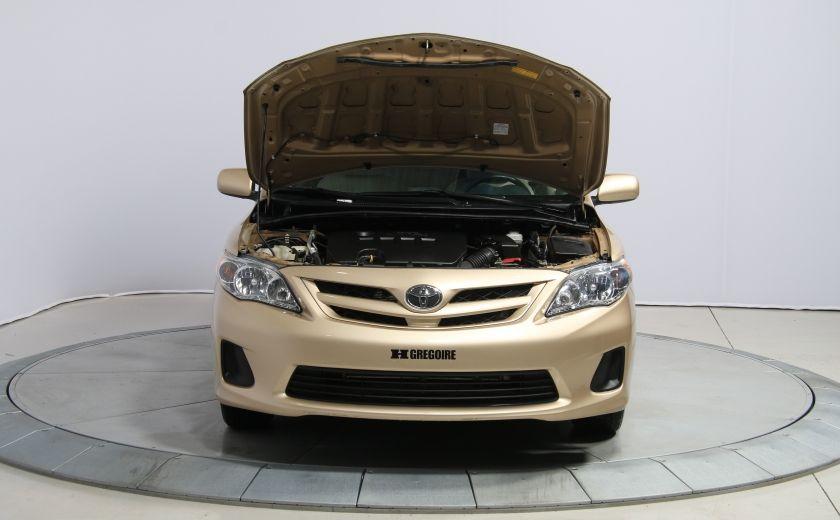 2013 Toyota Corolla CE AUTO A/C GR ELECT BLUETHOOT #24