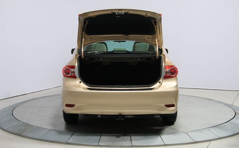 2013 Toyota Corolla CE AUTO A/C GR ELECT BLUETHOOT #25