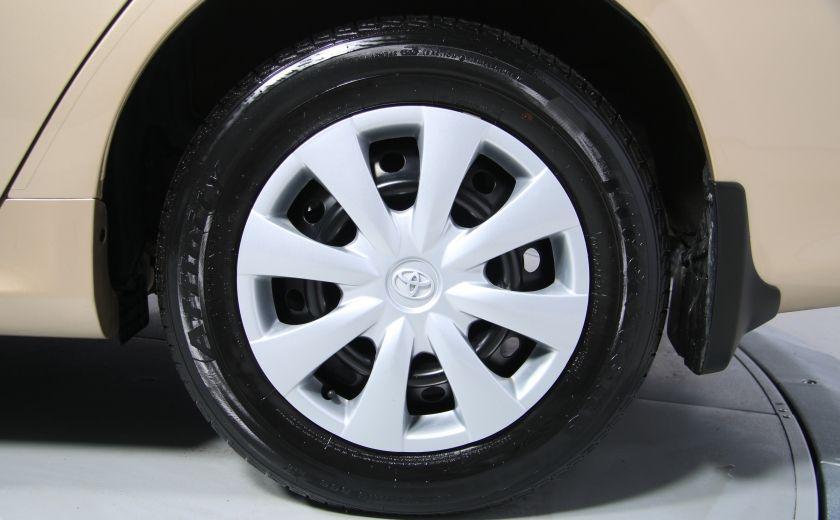 2013 Toyota Corolla CE AUTO A/C GR ELECT BLUETHOOT #28