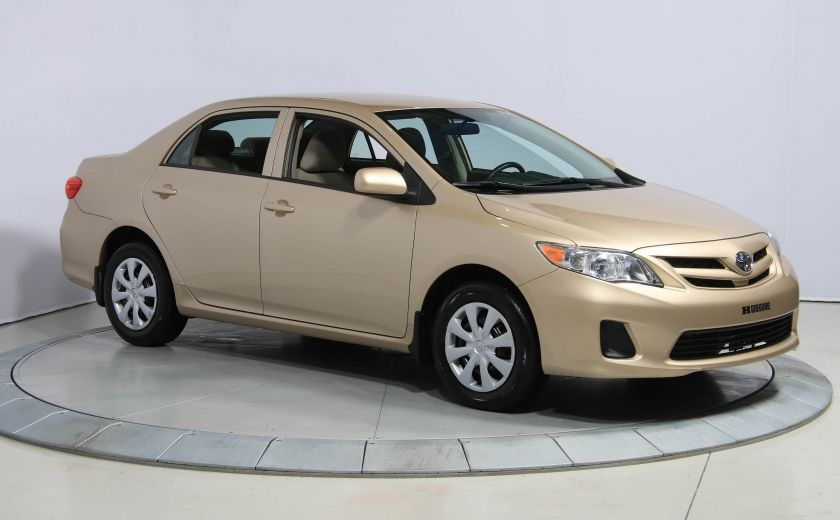 2013 Toyota Corolla CE AUTO A/C GR ELECT BLUETHOOT #29