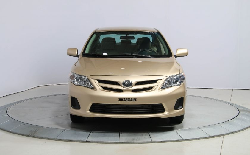 2013 Toyota Corolla CE AUTO A/C GR ELECT BLUETHOOT #30