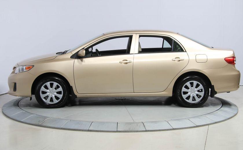 2013 Toyota Corolla CE AUTO A/C GR ELECT BLUETHOOT #32