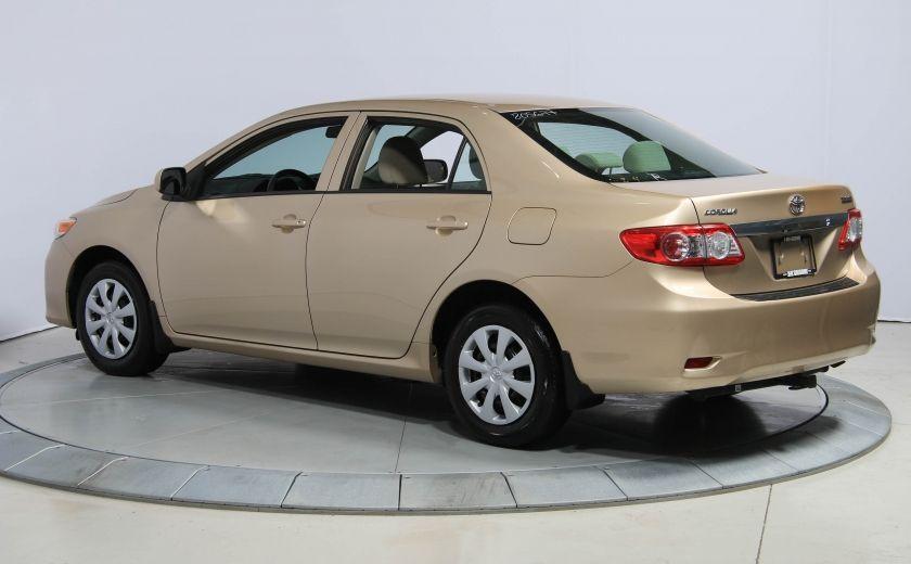 2013 Toyota Corolla CE AUTO A/C GR ELECT BLUETHOOT #33