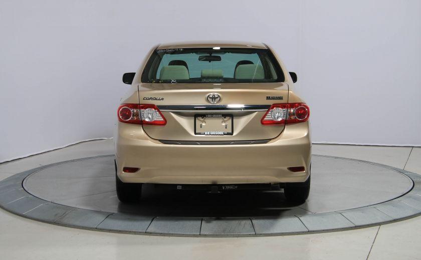 2013 Toyota Corolla CE AUTO A/C GR ELECT BLUETHOOT #34