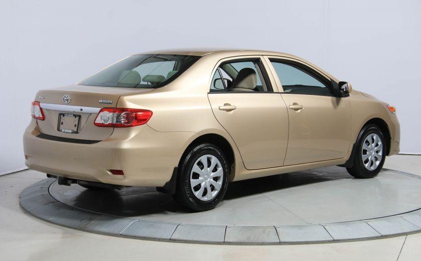2013 Toyota Corolla CE AUTO A/C GR ELECT BLUETHOOT #35