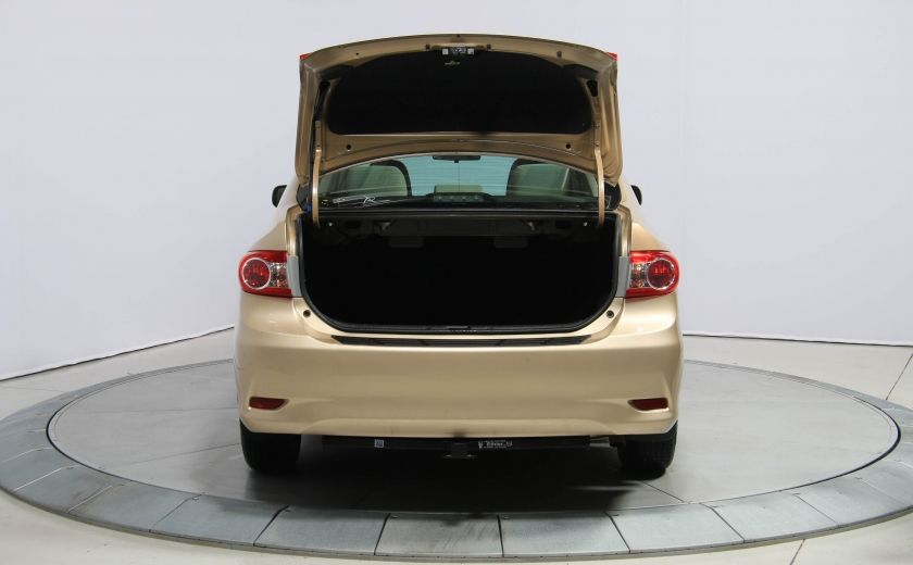 2013 Toyota Corolla CE AUTO A/C GR ELECT BLUETHOOT #37