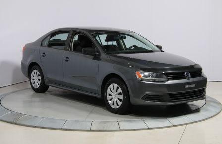 2013 Volkswagen Jetta Trendline + A/C BLUETHOOT à Terrebonne