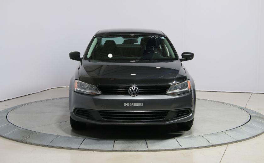 2013 Volkswagen Jetta Trendline + A/C BLUETHOOT #1