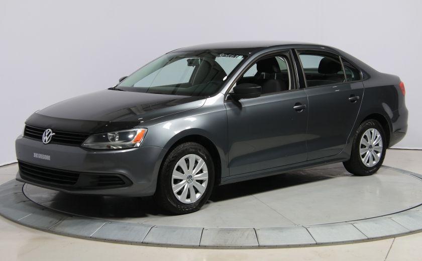 2013 Volkswagen Jetta Trendline + A/C BLUETHOOT #2