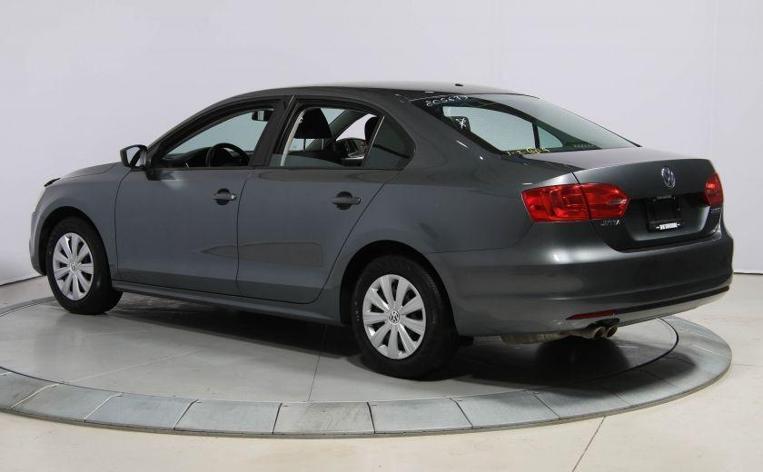 2013 Volkswagen Jetta Trendline + A/C BLUETHOOT #4