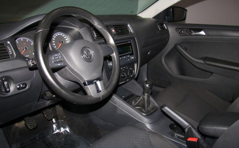 2013 Volkswagen Jetta Trendline + A/C BLUETHOOT #8